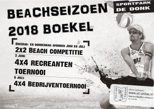 Inschrijven beachcompetitie