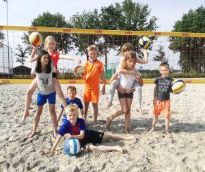Beachvolleybal voor de jeugd op Boekel Beach!
