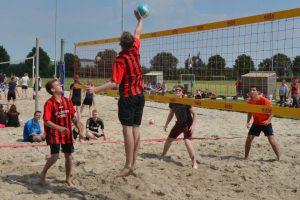 Inschrijving Beach Volleybalcompetitie geopend