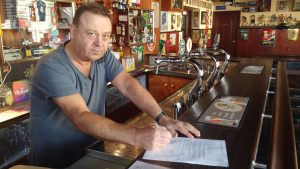 Verlenging Hoofdsponsorschap Café 't Menneke