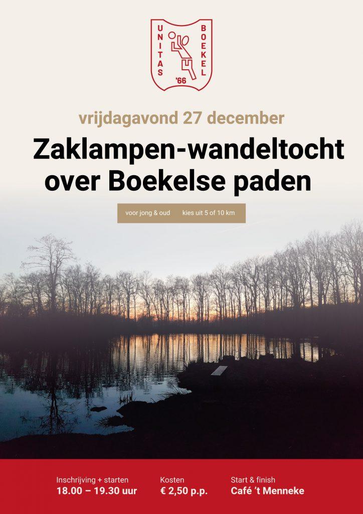 "27 December ""Zaklampen-wandeltocht"" VC Unitas"