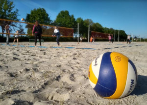 Beachvolley weer van start!